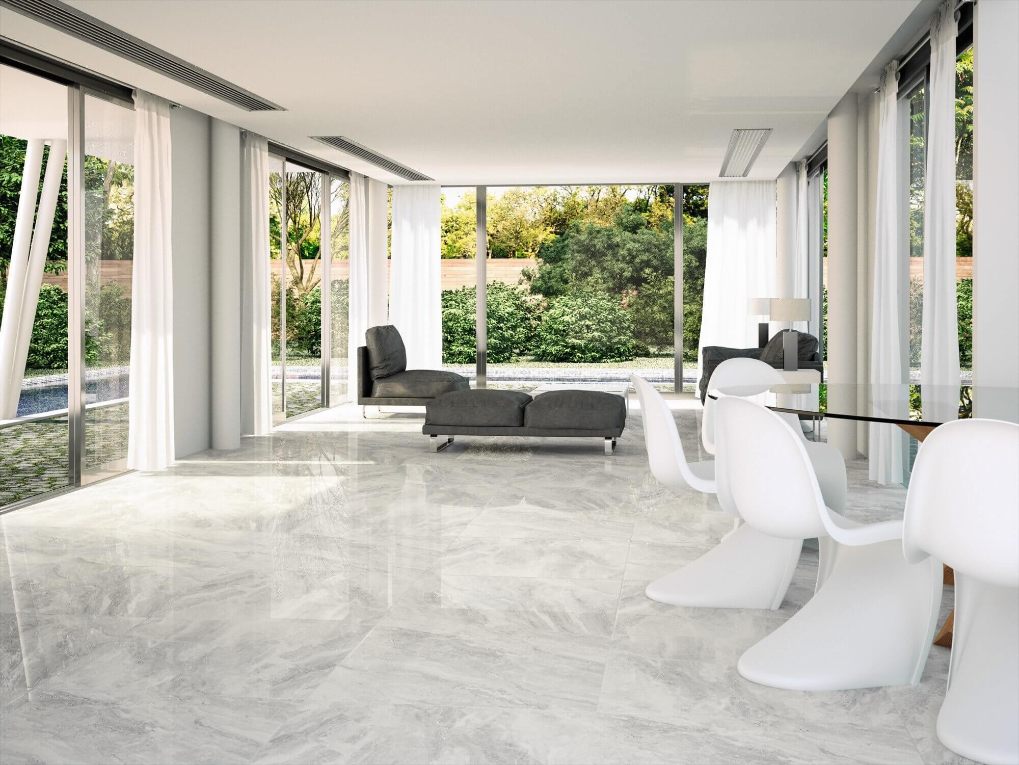 Top 5 Italian marbles for interior designing - Thar Marbles