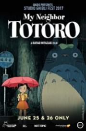 My Neighbor Totoro Dubbed 2018