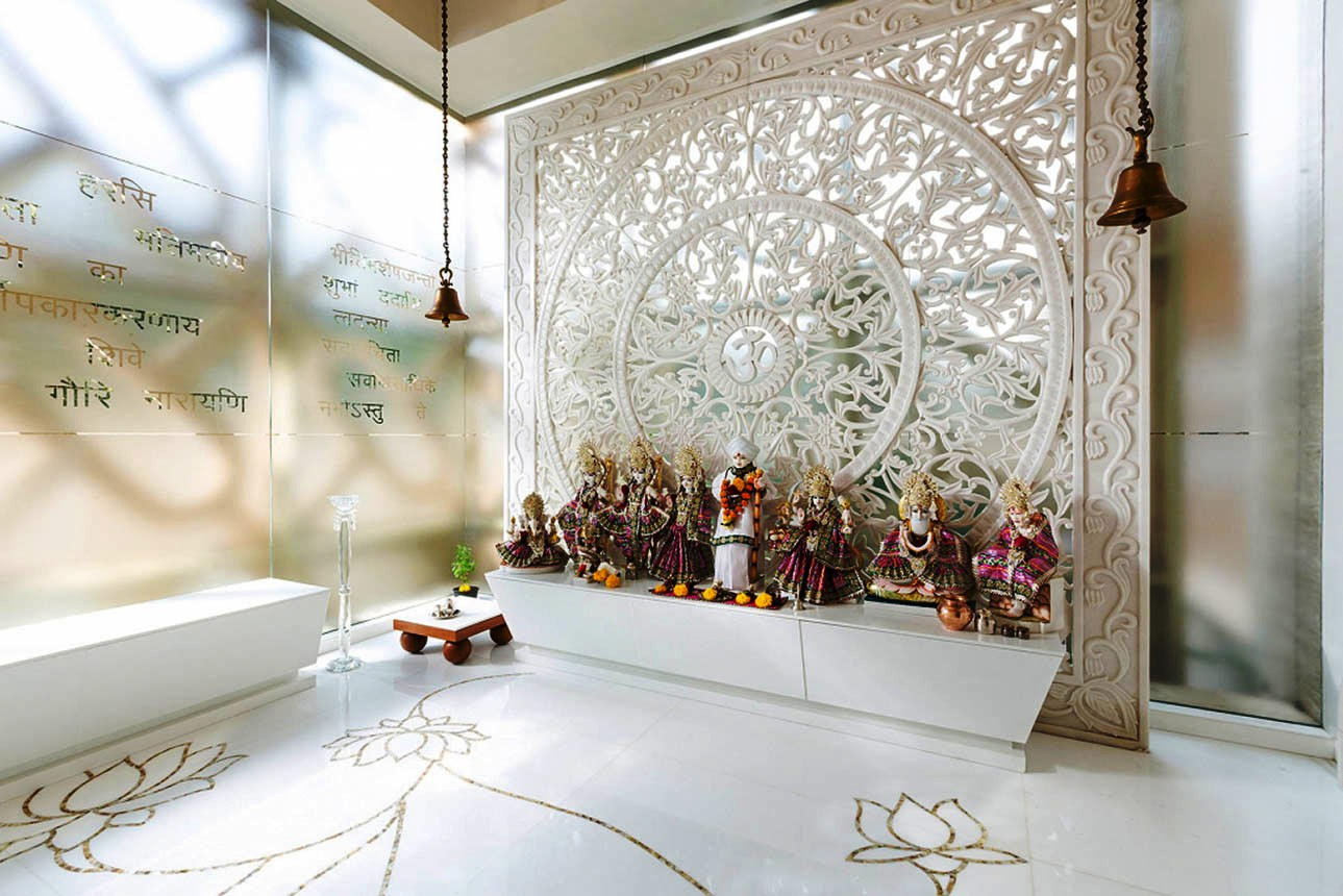 How to design your Temple/Mandir of your home - Thar Marbles