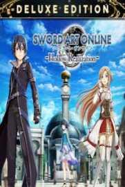 Sword Art Online Hollow Realization Deluxe