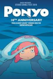 Ponyo 10Th Anniv